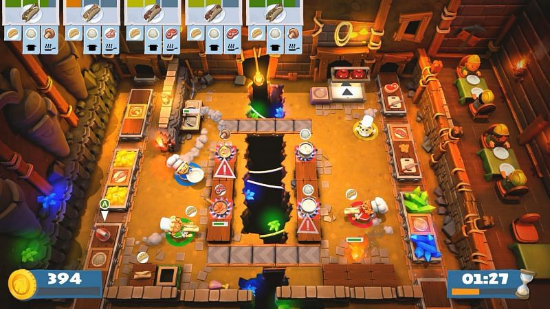 Video Game News: Get Overcooked for free on PC from Epic ...