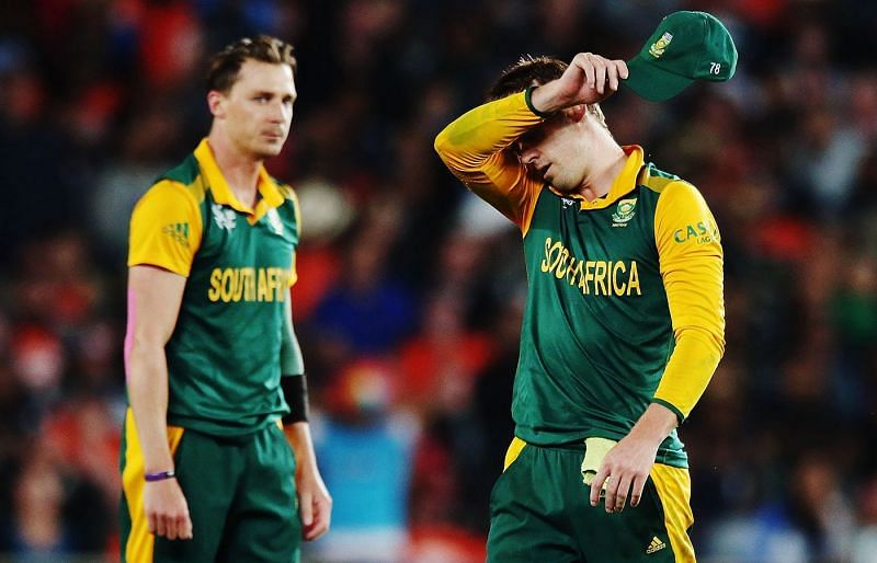 AB Devilliers in 2015 wc loss