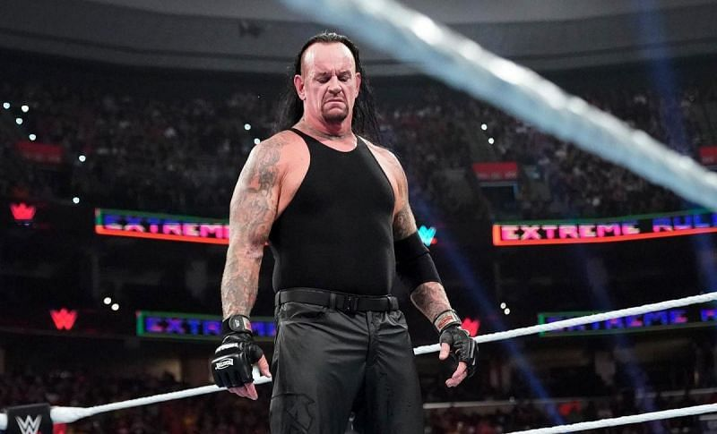 The Deadman is looking for a new opponent