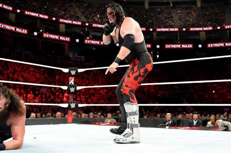 Kane in action