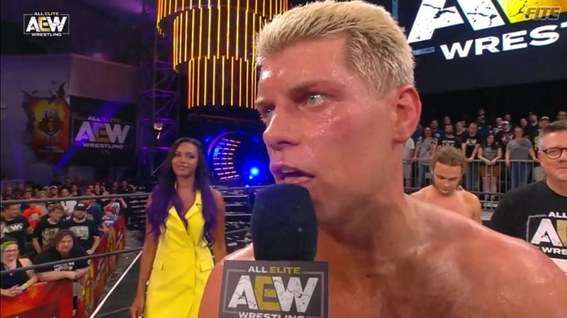 Not all is rosy for All Elite Wrestling, I believe