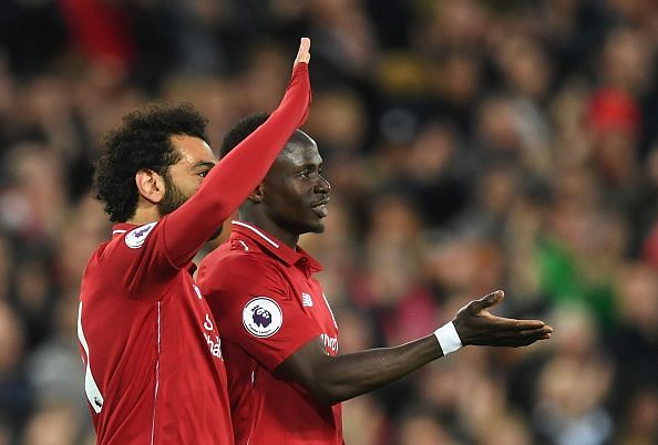 Will Salah and Mane once again dominate an FPL season?