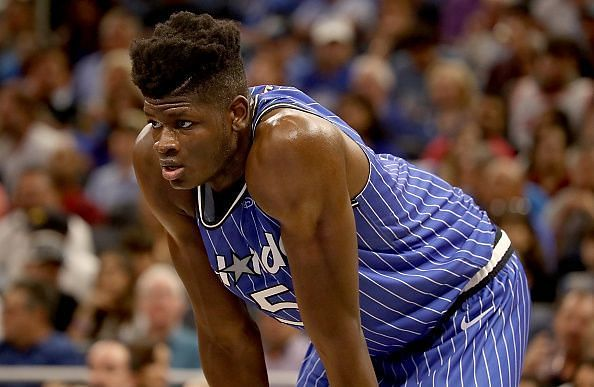 Mo Bamba is among the players that the Orlando Magic could part with this summer
