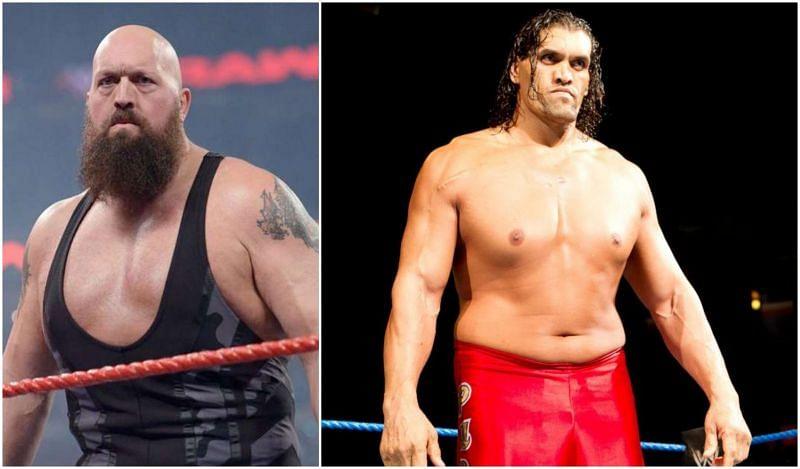 WWE को मिला खली और बिग शो से भी लंबा रेसलर