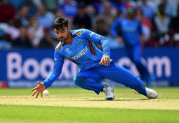 Rashid Khan was appointed as the new captain of the Afghanistan cricket team for all 3 formats