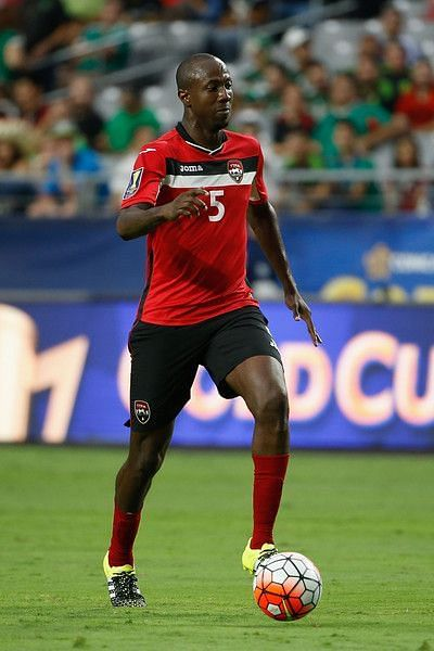 Cyrus has played CONCACAF Gold Cup in recent times