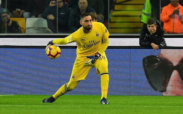 Udinese v AC Milan - Serie A