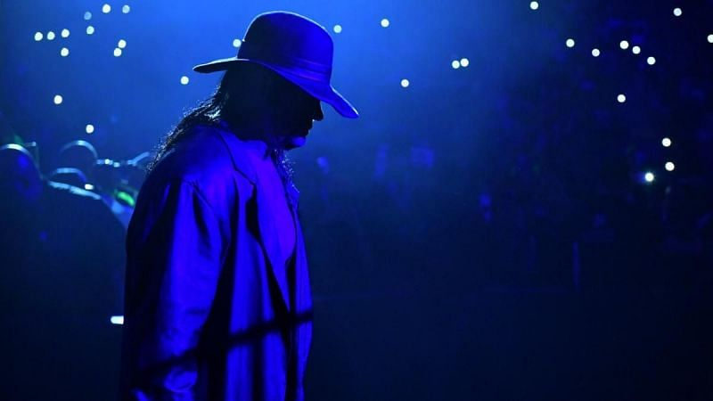 The Undertaker isn