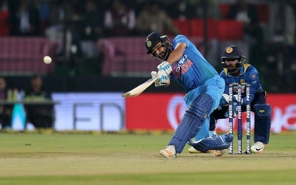 Rohit is the only Indian to hit 100+ sixes in T20I