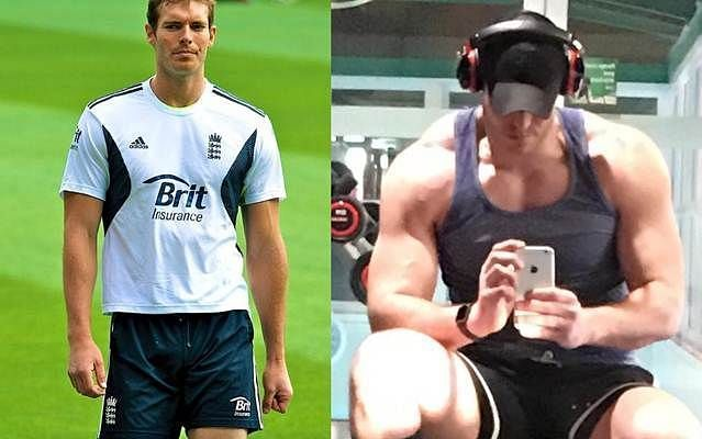 Chris Tremlett boasts of a monumental physique now.