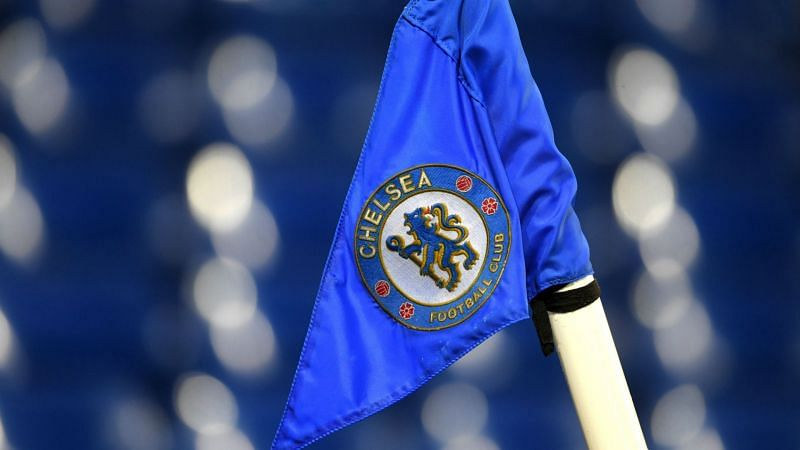 Chelsea flag - cropped