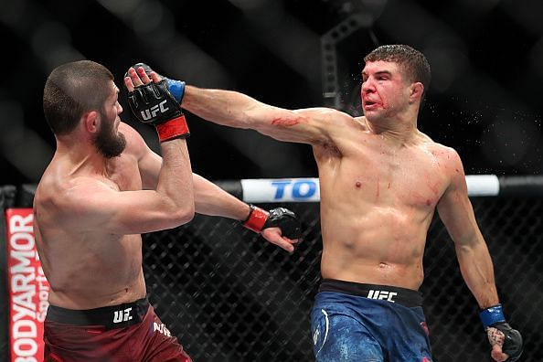 Al Iaquinta is expected to face off with Dan Hooker at UFC 243