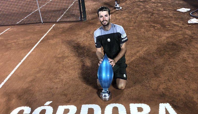 Londero wins his first title in Cordoba