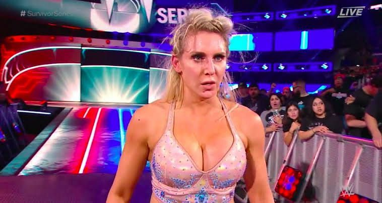 Flair at Survivor Series 2018