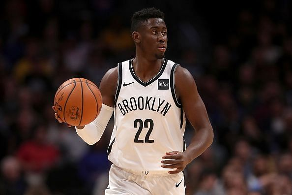 Caris LeVert is an important member of the Nets roster