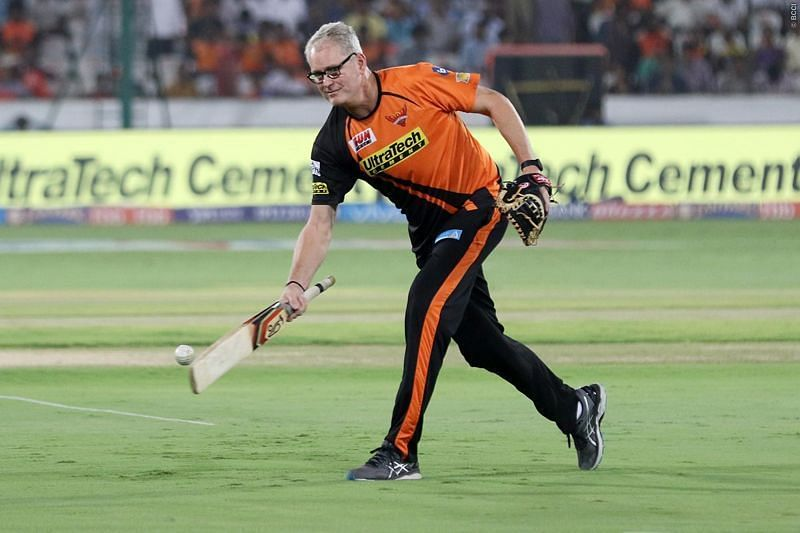 Tom Moody was an imperative part of SRH