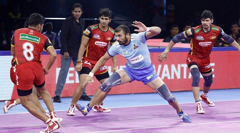 Ajay Thakur has taken a backseat after Rahul Chaudhari