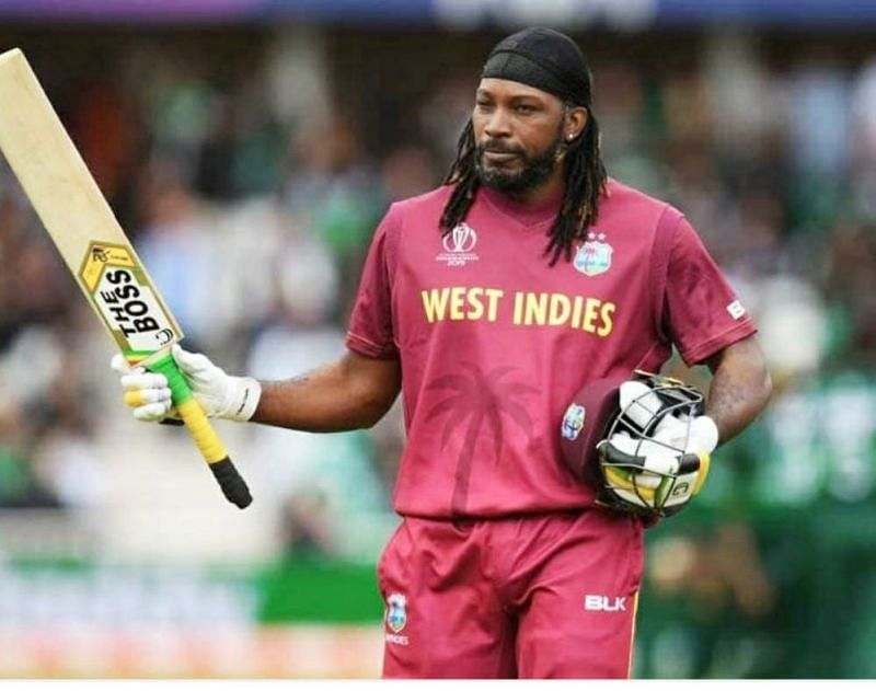 West indira vs india - Chris Gayle on the verge of breaking Brain Lara