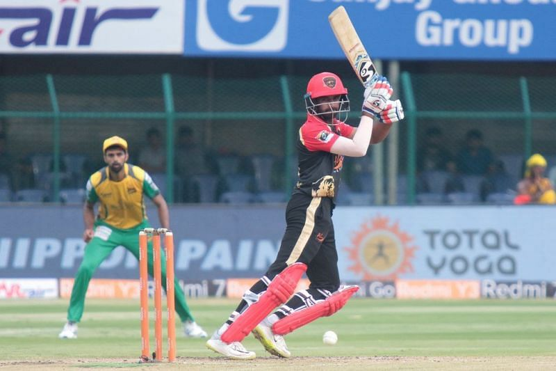 Ravikumar Samarth scored an important half-century