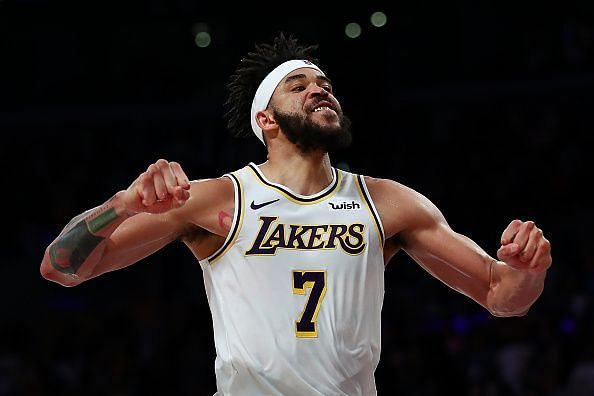 JaVale McGee returned to the Los Angeles Lakers on a two-year deal