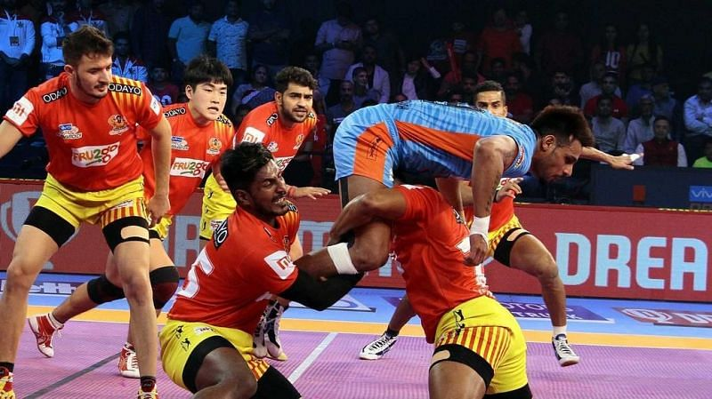 Gujarat Fortune Giants have never lost a match against Bengal Warriors