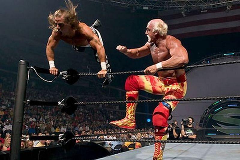 Shawn Michaels vs Hulk Hogan - Summerslam 2005