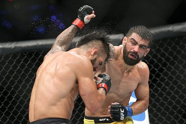 UFC Fight Night: Elizeu Zaleski dos Santos talks about finishing his opponents, fighting in China and more (Exclusive)