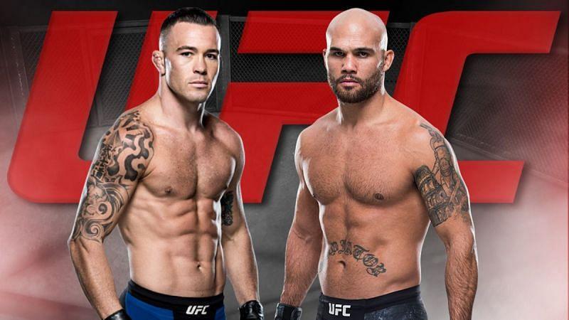 UFC on ESPN: Colby Covington vs Robbie Lawler