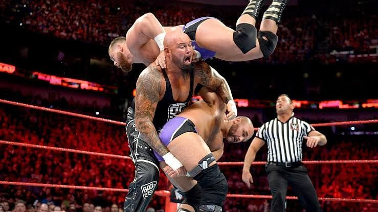 Gallows and Anderson vs. The Revival