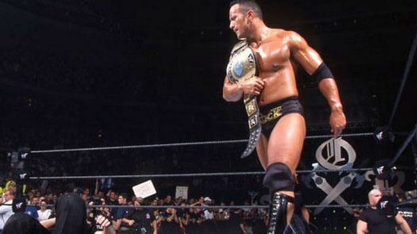 The Rock won his fifth WWE Championship at King of the Ring 2000