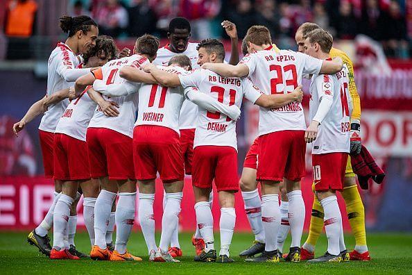 RB Leipzig v FC Bayern Muenchen - Bundesliga For NIKE