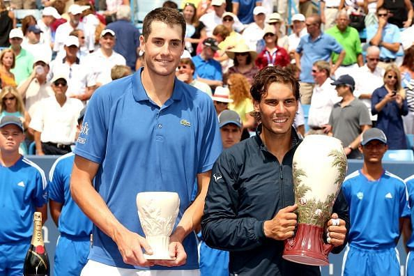 Nadal is the last player to win the Coupe Rogers - Cincinnati double (2013)