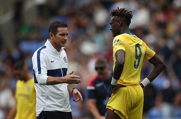 Lampard has lots still to address at Chelsea