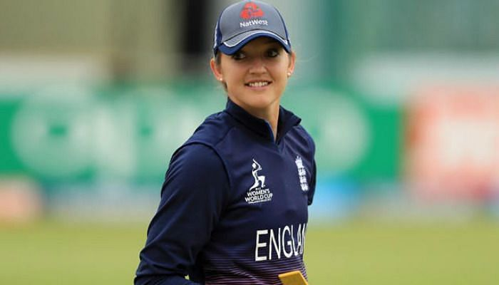 Sarah Taylor is an English women cricketer