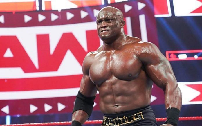 Bobby Lashley is currently on a break from WWE television
