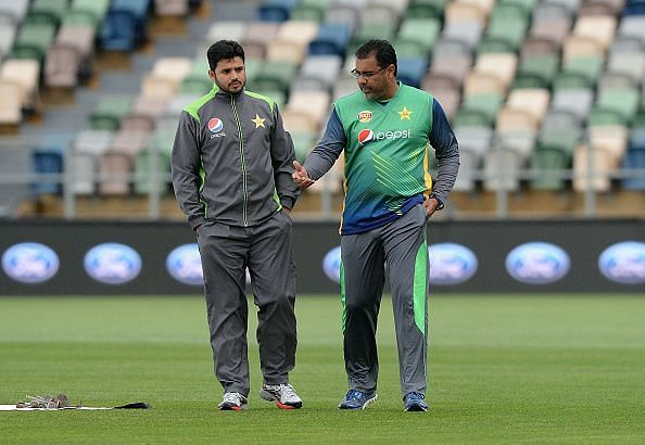 New Zealand v Pakistan - 2nd ODI