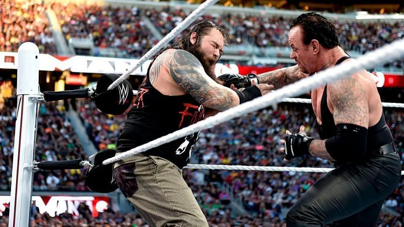 Will Wyatt retire the Undertaker?