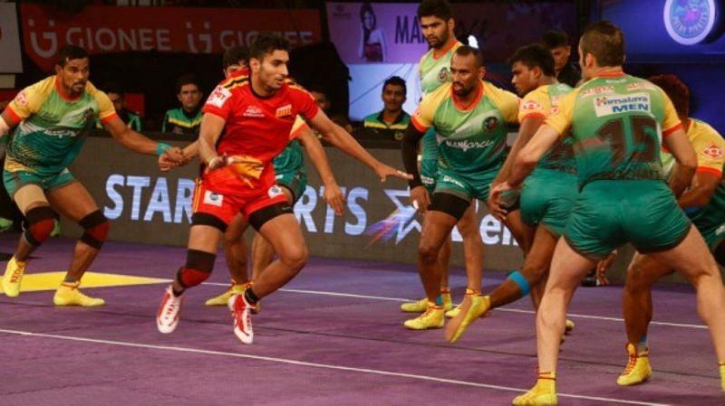 Pawan Kumar Kadian plays for Puneri Paltan now