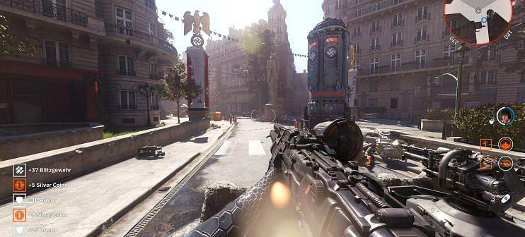 Nazi occupied Paris