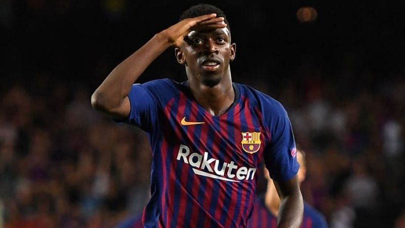Ousmane Dembele is one most promising young talents in football