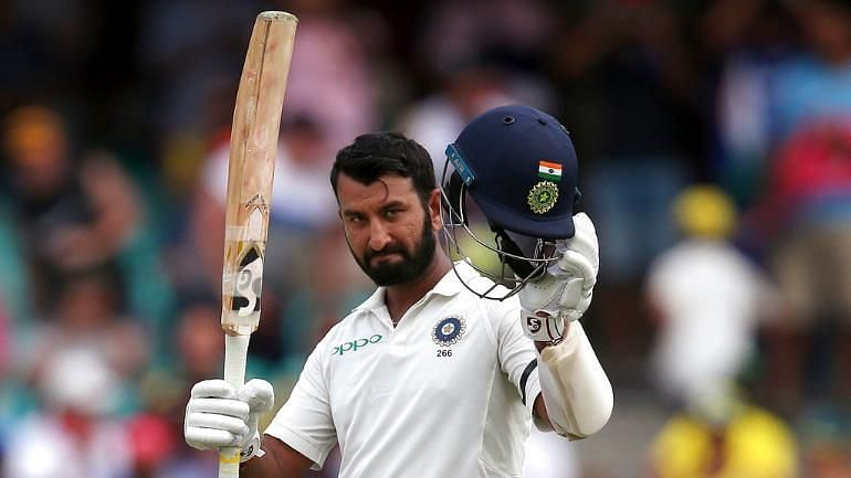 Cheteshwar Pujara to open the innings