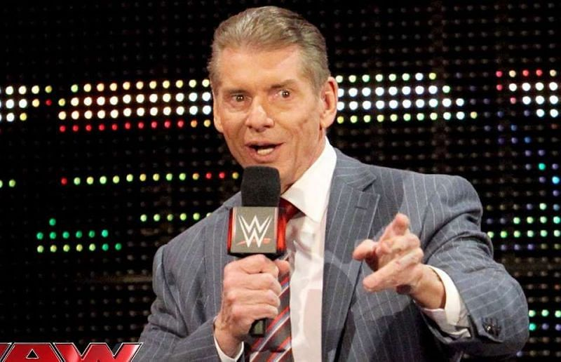 Who has caught Vince McMahon
