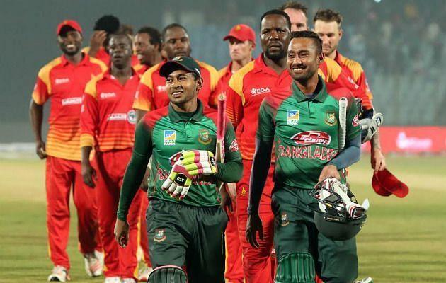 बांग्लादेश 13 सितंबर को शुरू होने वाली त्रिकोणीय श्रृंखला में ज़िम्बाब्वे के खिलाफ खेलेगा