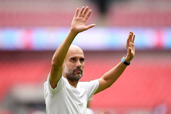 Pep Guardiola will be a pleased man.