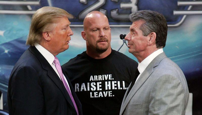 Vince, Trump, and Austin