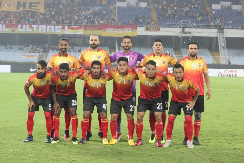 East Bengal are all set to start their season