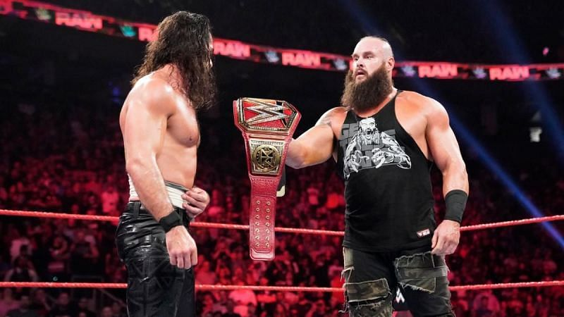 WWE रॉ का अच्छा शो