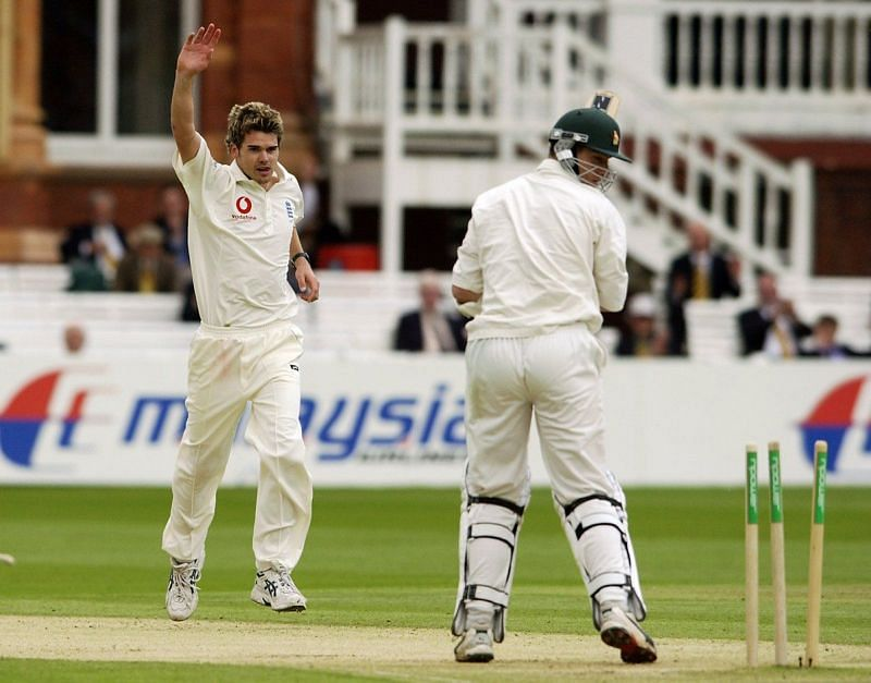Anderson is the most successful fast bowler of all time