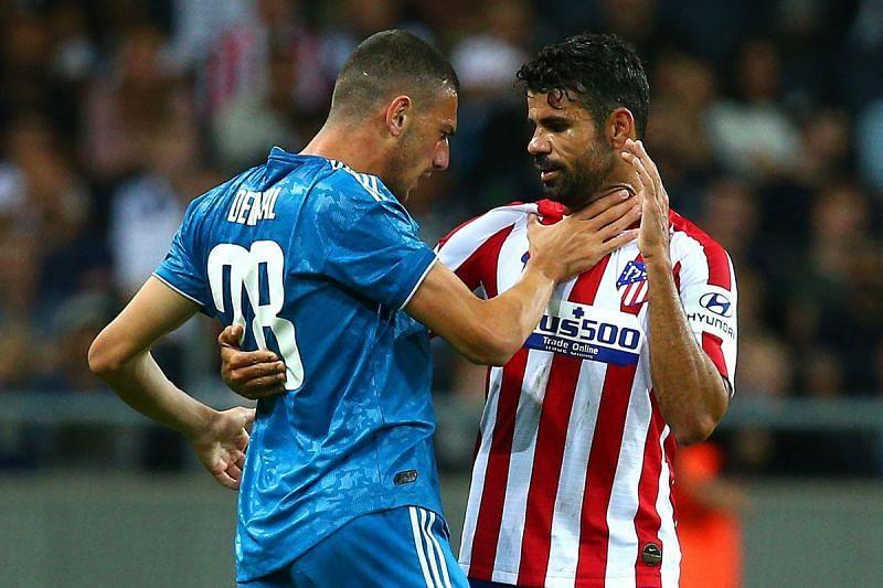 Atletico Madrid defeated Juventus 2-1