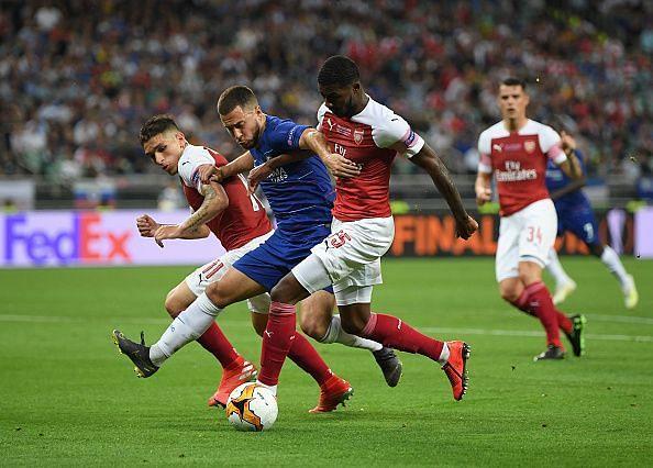 Hazard was Chelsea